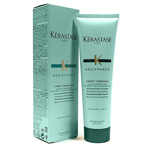 - Kerastase Resistance Ciment Thermique Glacage Thermo Seal Vita-Ciment 5.1 Ounce