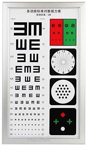 直営店に限定 Hanchen CP-37A 5m LED視力検査キット 視力検査表 B077X9CZRS 視力検査表 視力測定 眼科病院 5m/眼鏡屋用 B077X9CZRS, ミヤケチョウ:6cd5b609 --- a0267596.xsph.ru