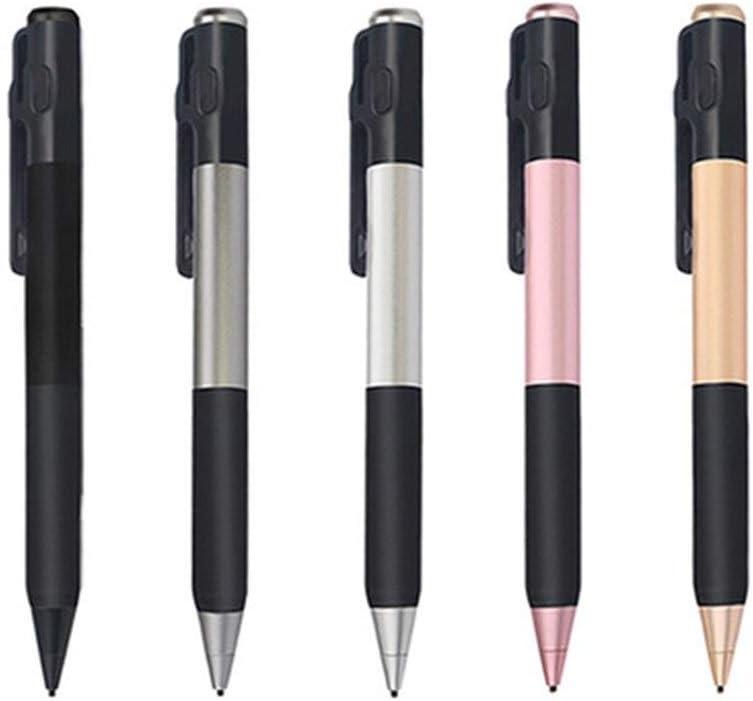 Active Capacitive Pen Handwritten Touch Screen Pen Tablet Universal Pen Color : Silver Capacitive Screen Stylus Advanced Stylus