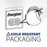 Energizer CR2032 Batteries, 3V Lithium Coin Cell