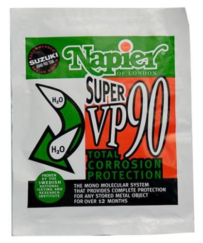 Napier - Toallitas para Limpiar Armas (VP90) 4726F