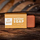 Kentucky Bourbon WHISKEY SOAP | Great Mens Gift for