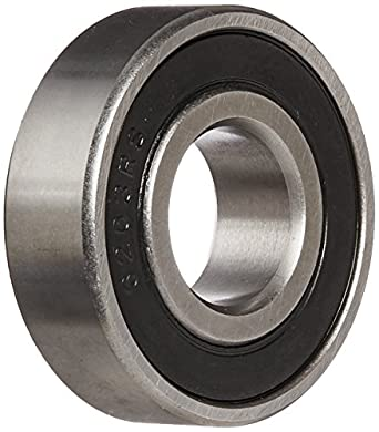 Electric Motor 6203RS 17 x 40 x 12mm Deep Groove Ball Wheel Bearing