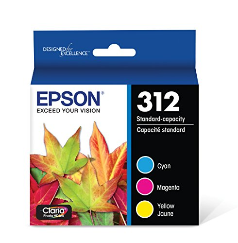 Epson T312923 Claria Photo HD Color Combo Pack Standard Capacity Cartridge Ink