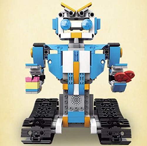Modbrix Technik Boost Bausteine Roboter Bausatz Ferngesteuerter Roboter, 349 Teile