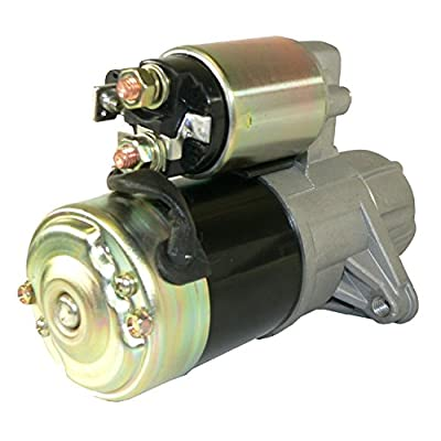 DB Electrical SMT0144 Starter For Nissan Altima 2.4 2.4L 98 99 00 01 1998 1999 2000 2001/23300-9E010 /M0T85081: Automotive