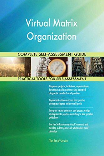 Virtual Matrix Software - Virtual Matrix Organization Toolkit: best-practice templates, step-by-step work plans and maturity diagnostics