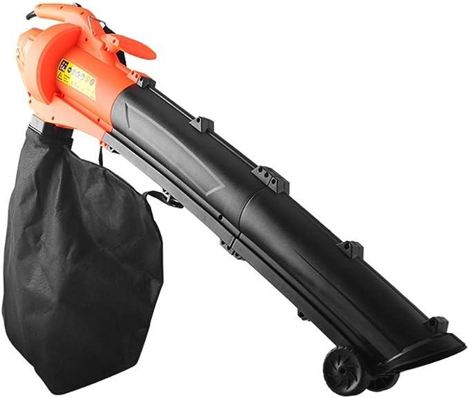 OOFAY 2en1 soplador Aspirador y trituradora de jardín máx 3000W ...