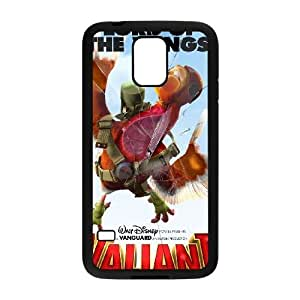Samsung Galaxy S5 Cell Phone Case Black Valiant NF8893774