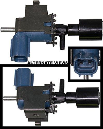 APDTY 022715 EGR Evaporative Emissions Vacuum Switching Solenoid Valve Fits 1992-2001 Toyota Camry 1999-2001 Solara 1990-1991 Celica 1991-1992 MR2 1996-2000 Rav4 (Replaces 25860-74050, 90910-12100) (Toyota Egr Camry)