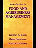 img - for Introduction to Food and Agribusiness Management by Greg A. Baker (2001-06-02) book / textbook / text book
