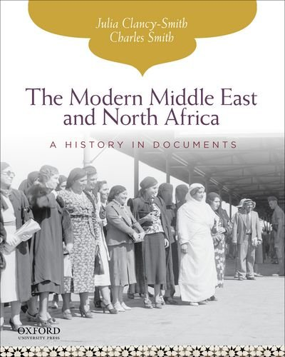 The Modern Middle East and North Africa: A History in Documents (Pages from History) by Oxford University Press