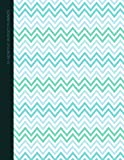Monthly Budget Planner: Bill Organizer Book with Weekly Calendar & Expenses Tracker ( Large Spacious Softback Notebook * 24 months * for Personal or ... * Chevrons ) (Budget Planners & Organizers)