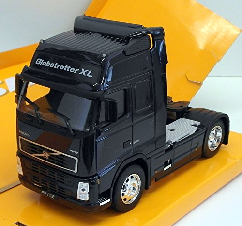 Welly 1//32 Scale Diecast 32630W Blue Volvo FH12 Truck