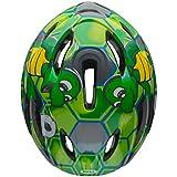 BELL Zipper Helmet - Kid's Kryptonite Turtle Futbol