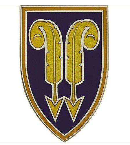 (Vanguard Army Combat Service Identification Badge (CSIB): 22ND Support Command )