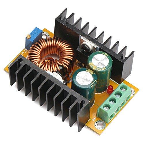 DEOK DC Convertisseur de Tension 12V//24V to 48V R/égulateur Boost Chargeur de Voiture R/églement/é Alimentation DIY 10-32V /à 36-60V