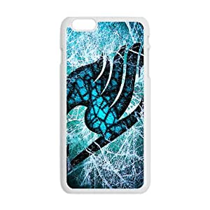 Blue-green Fairy Tail Cell Phone Case for Iphone 6 Plus