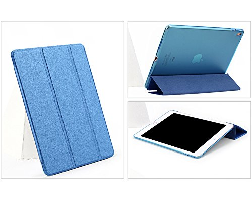 iPad Pro Case Cover 9.7 Fashion Style Ultra Slim Lightweight Soft Stand with Auto Wake Sleep Features for Apple iPad Pro 9.7-inch Tablet 2016 Version Edition