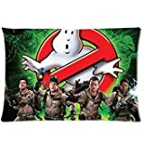 Custom Wholesale Ghost From Ghostbusters Pillowcase 16x24 two sides Personalized Zippered Rectangle PillowCases Throw Pillow Covers