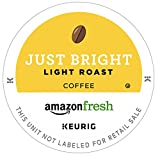 Kyпить AmazonFresh 80 Ct. Coffee K-Cups, Just Bright Light Roast, Keurig Brewer Compatible на Amazon.com