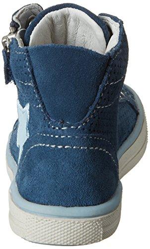 Montantes Saskia Bleu 22 Fille Lurchi Jeans H5wYH