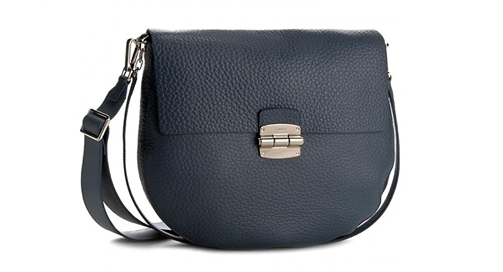 c7cccaad3593 Amazon.com  Furla Club Medium Crossbody Avio Scuro  Shoes