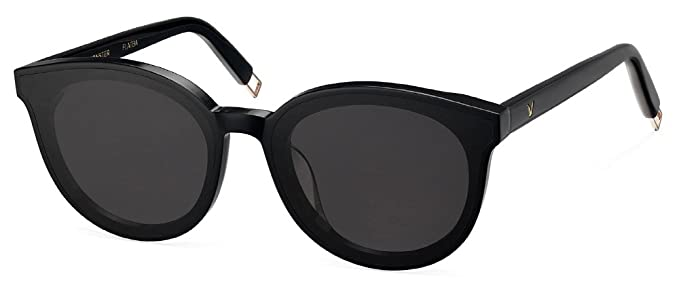 74401989131 Image Unavailable. Image not available for. Colour  Gentle Monster  Sunglasses BLACK PETER 01 Flatba Genuine
