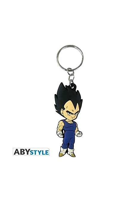 ABYstyle - DRAGON BALL - Llavero PVC - Vegeta