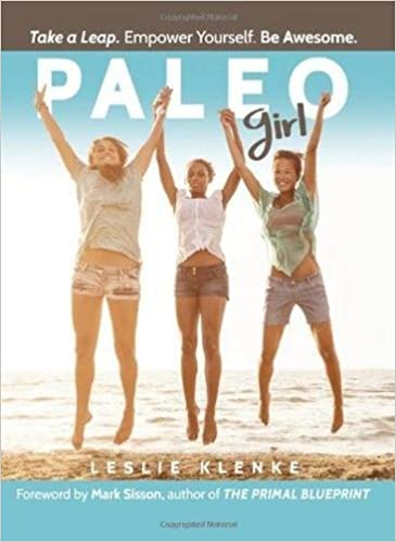 Amazon paleo girl take a leap empower yourself be awesome other sellers on amazon malvernweather Images