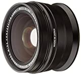 Fujifilm WCL-X100 Wide Conversion Lens (Black)