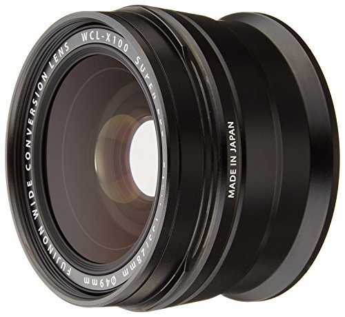 Fujifilm Fujinon Wide Conversion Lens Black for X100, used for sale  Delivered anywhere in Canada