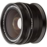 Fujifilm WCL-X100 Wide Conversion Lens (Black)