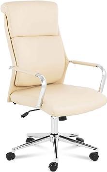 Fromm Starck Star Chair 02 Office Chair 180 Kg Light Brown Rotatable 360 Degrees Tilting Height Adjustable Swivel Desk Chair Office Swivel Chair Amazon De Burobedarf Schreibwaren