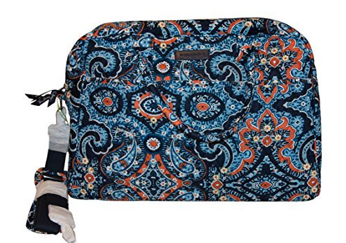 Vera Bradley Weekender Travel Bag in Marrakesh with Navy Interior by Vera Bradley