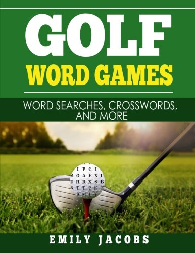 Golf Word Games: Word Searches, Crosswords, and More