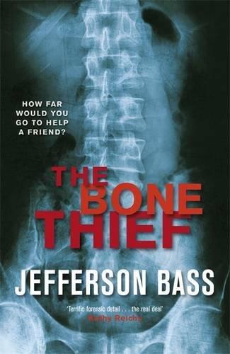 Download The Bone Thief: A Body Farm Thriller pdf epub