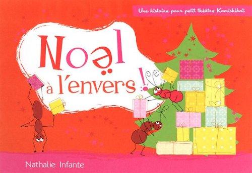 Turbo Amazon.fr - Noël à l'envers ! : Une histoire pour petit théâtre  OY77