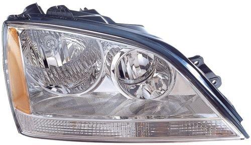 06 kia sorento headlight assembly - 9