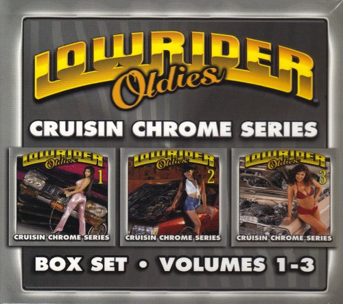 Lowrider Oldies Volumes 1-3 [3 CD Box Set] by Thump Records
