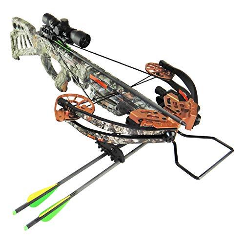 SA Sports 671 Empire Diablo Revo Ergomax Compound Crossbow Package