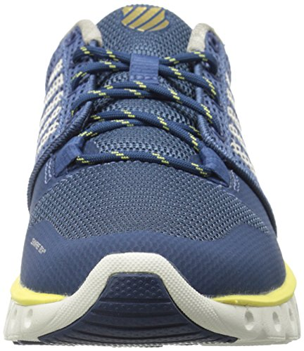 free shipping purchase clearance from china K-SWISS Women's X Lite Moonlight Blue/Bright White/Limelight best store to get cheap online rvRwSW5chC
