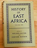 img - for History of East Africa, Volume One book / textbook / text book