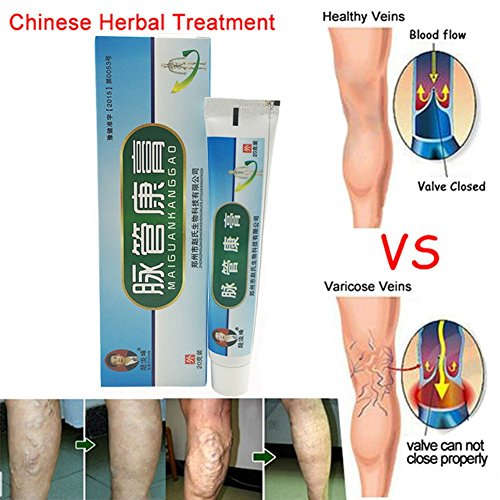 Dragon Honor Varicose Vein Cream Leg Ointment