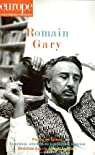 Europe, N° 1022-1023, juin-juillet 2014 : Romain Gary par Dobzynski