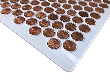 Penny Floor Tile Template/Jig (plexiglass) - With Border - - Amazon.com