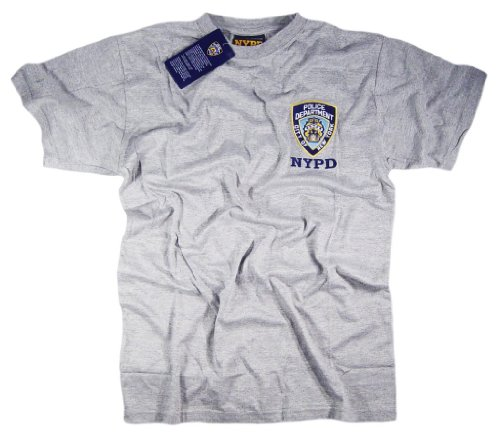 bbfab0656 NYPD T-Shirt Authentic Clothing Apparel Officially Licensed Merchandise -  Buy Online in UAE. | Apparel Products in the UAE - See Prices, Reviews and  Free ...