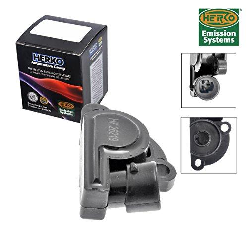Rodeo Isuzu Throttle 1999 (New Herko Throttle Position Sensor TPS6005 For Buick Chevrolet GMC & Olds 91-96)