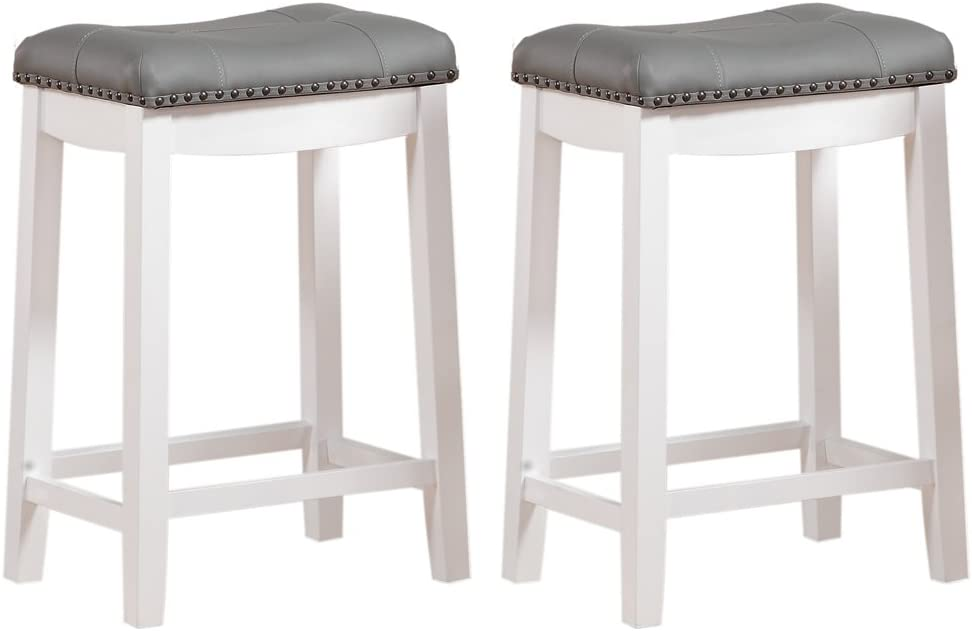 best padded backless bar stool