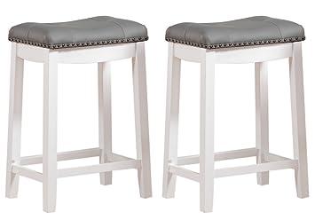 Amazon.com  Angel Line 43418-21 Cambridge bar stools 24